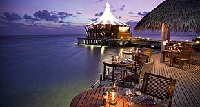 Cayenne Restaurant, Hotel Baros Maldives