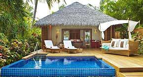 Baros Pool Villa, Hotel Baros Maldives