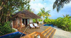 Baros Premium Pool Villa, Hotel Baros Maldives