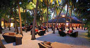 Sails Bar, Hotel Baros Maldives