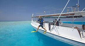 Tauchen Baros Maldives