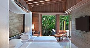 2 Bedroom Park Pool Villa, Park Hyatt Maldives Hadahaa