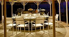 Restaurant Banzai, Kandolhu Maldives