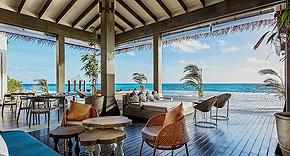 Pool Bar auf Grand Park Kodhipparu, Malediven