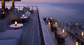 Sala Bar, Dusit Thani Maldives