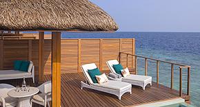 Wasser Villa mit Pool, Dusit Thani Maldives