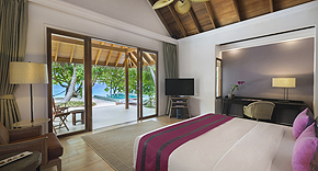 Deluxe Beach Pool Villa, Dusit Thani Maldives