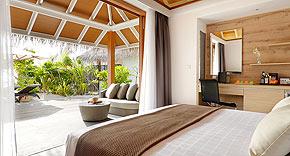Jacuzzi Beach Villa, Kandolhu Maldives
