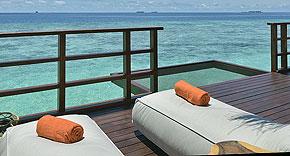 Lagoon Water Villa, Grand Park Kodhipparu Maldives
