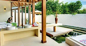 Spa, Hideaway Island Resort & Spa