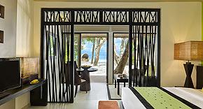 Beachfront Villa Angsana Ihuru Malediven