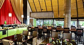 Restaurant Riveli, Angsana Ihuru Malediven