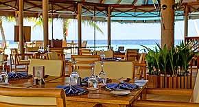 Sunset Restaurant & Bar, Filitheyo Island Resort