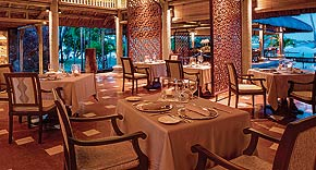 Restaurant Archipel, Constance Prince Maurice