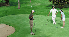 Golf im Constance Prince Maurice