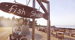 Restaurant Fish Shack, Shanti Maurice Resort & Spa