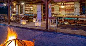 Rum Shed, Shanti Maurice Resort & Spa