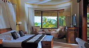 Junior Suite Beach vom Dinarobin Beachcomber Mauritius