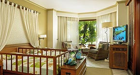 Family Suite, Dinarobin Golf Resort & Spa