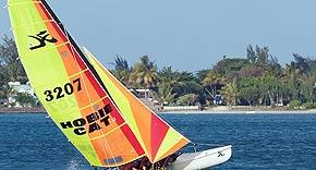 Aktivitäten im 20 Grad Sud, Mauritius