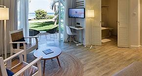 Standard Meerblick, Canonnier Beachcomber Mauritius
