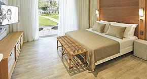 Deluxe Zimmer mit Meerblick, Canonnier Beachcomber Mauritius