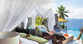 Private Pool Spa Twin Villa, Fregate Island Private