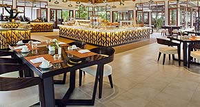 Cafe Dauban, Hilton Seychelles Labriz Resort & Spa