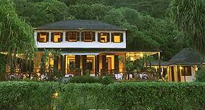 Restaurant Grann Kaz, Hilton Seychelles Labriz Resort & Spa