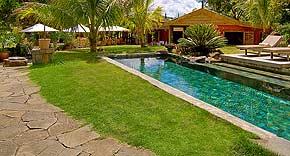 Hauptpool, Lakaz Chamarel Exclusive Lodge Mauritius
