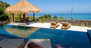 See View Pool Suite, Lakaz Chamarel Exclusive Lodge Mauritius
