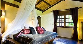 Kaz Superior Zimmer, Lakaz Chamarel Exclusive Logde Mauritius
