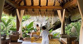 Spa, Maia Luxury Resort & Spa Mahe