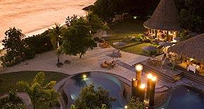 Tec-Tec Restaurant, Maia Luxury Resort & Spa Mahe