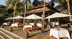 Restaurant Coast2Coast, Maradiva Villas Resort & Spa Mauritius