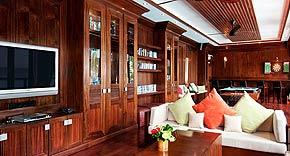 Bibliothek, Hilton Northolme Seychelles Resort & Spa