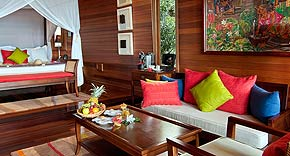 King Oceanfront Villa, Hilton Northolme Seychelles Resort & Spa