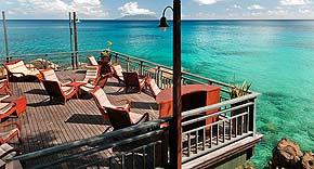 Ocean View Bar & Restaurant, Hilton Northolme Seychelles Resort & Spa