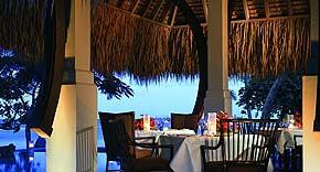Hauptrestaurant vom The Oberoi, Mauritius