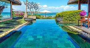 Royal Villa vom The Oberoi, Mauritius