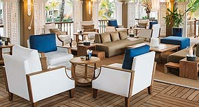 Bar STAY vom Paradise Cove Boutique Hotel, Mauritius