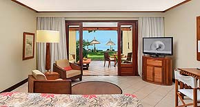 Tropical Beachfront Room, Paradis Beachcomber Mauritius