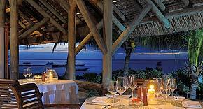 Restaurant Blue Marlin, Paradis Beachcomber Mauritius