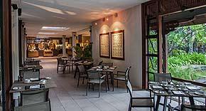 Restaurant Le Brabant, Paradis Beachcomber Mauritius