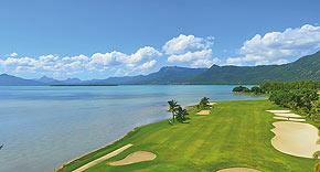 Golf, Paradis Beachcomber Mauritius
