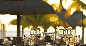 Restaurant La Ravanne, Paradis Beachcomber Mauritius