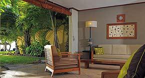 Senior Suite Beachfront, Paradis Beachcomber Mauritius
