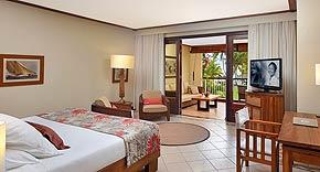 Tropical Room, Paradis Beachcomber Mauritius