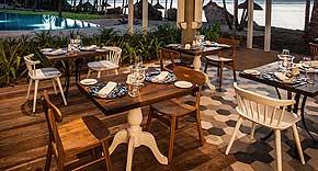 Restaurant Morris Beef, Victoria Beachcomber Mauritius