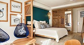 Ocean View Zimmer, Victoria Beachcomber Mauritius